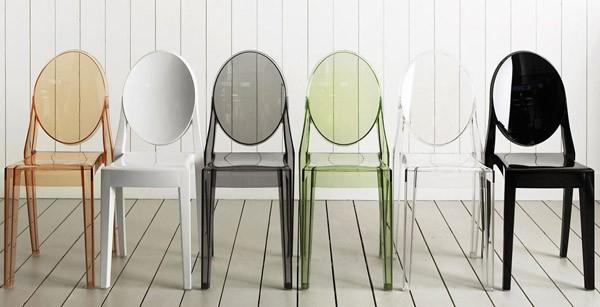 ᐅ Sedia KARTELL GHOST: trasparenza, design, qualità e prezzo =ᐅ La ...