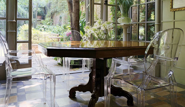 ᐅ sedia kartell ghost: trasparenza design qualità e prezzo =ᐅ la