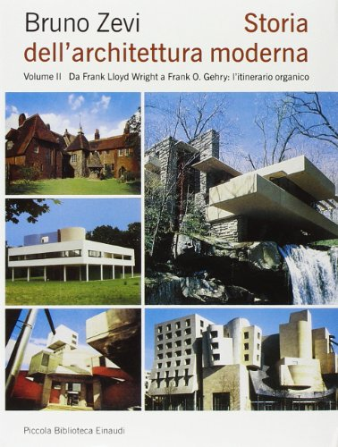 Storia dell'architettura moderna: 2