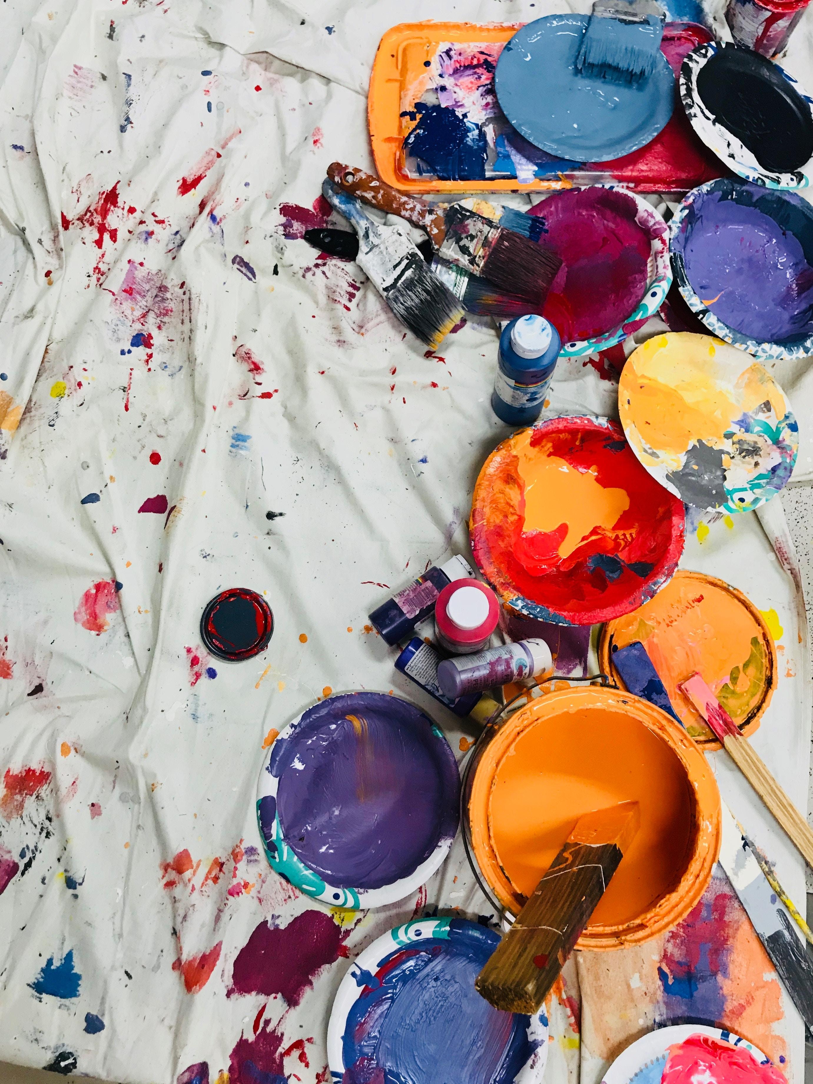 Colori Nuovi Per Tinteggiare Casa ᐅ pitturare, imbiancare, dipingere e tinteggiare casa =ᐅ
