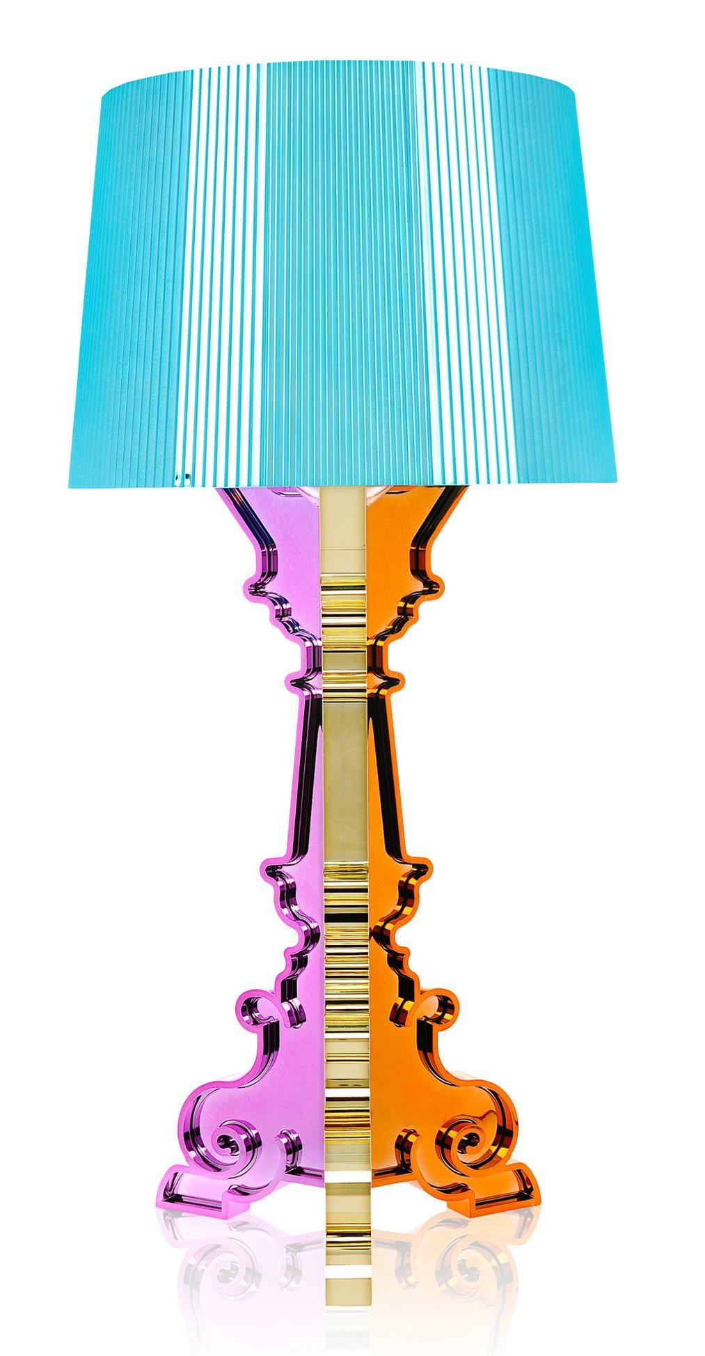 Kartell Bourgie lampada da tavolo colorata
