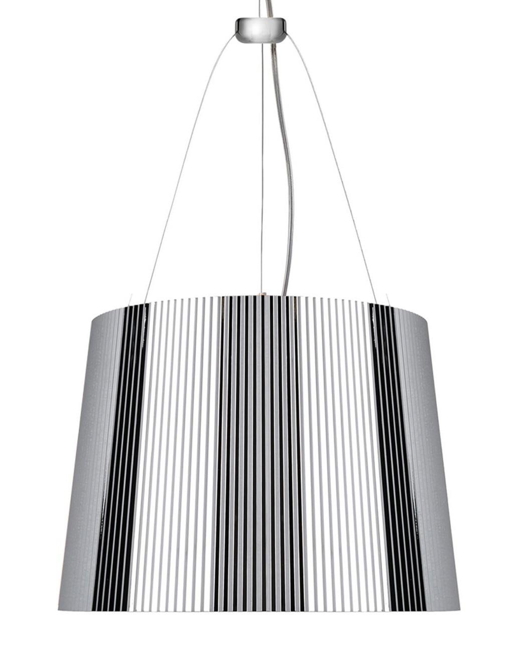 Kartell Ge - Sospensione Lampada moderna