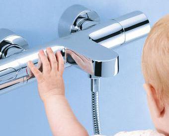 ᐅ Miscelatore Termostatico bagno e doccia: come funziona a